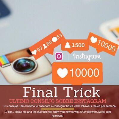 La Herramienta que te ayudará a conseguir más seguidores en Instagram